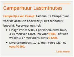lastminutes-camperverhuur